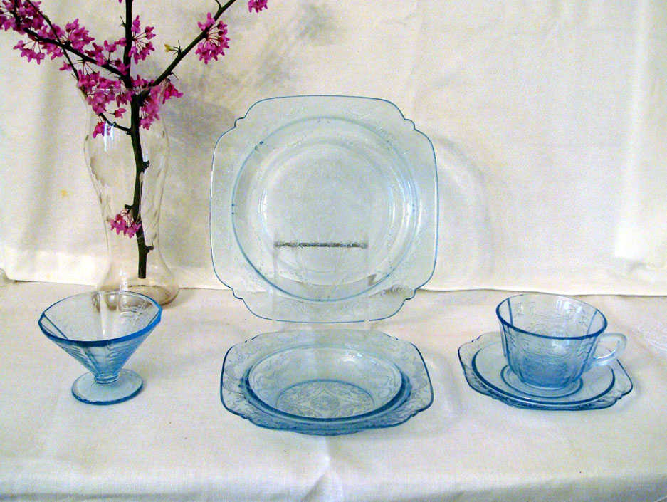 Depression Glass Pattern Of The Month Best Depression Glass Patterns